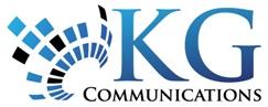 KG Communications - Clovis CA - Logo